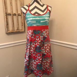 Lola by AFG Criss Cross Athletic Dress Sz M